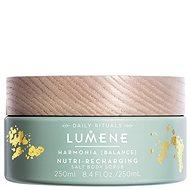 LUMENE Harmonia Nutri-Recharging Salt Body Scrub 250 ml - Peeling