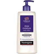 NEUTROGENA Deep Moisture Body Lotion Sensitive 250 ml