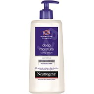 NEUTROGENA Deep Moisture Body Lotion Sensitive