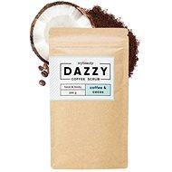 DAZZY Coffe scrub Coconut 200 g - Peeling