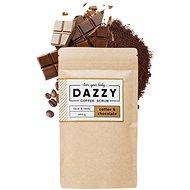 DAZZY Coffe scrub Chocolate 200 g - Peeling
