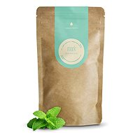 MARK face and body Kávový peeling s mentolom MARK Coffee Peppermint 200 g - Peeling