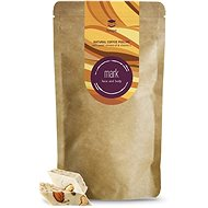 MARK face and body Kávový peeling s nugátom MARK Coffee Nougat 150 g - Peeling