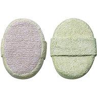 TITANIA Natural Body Care Kúpeľová a masážna hubka/ovál - Masážna rukavica