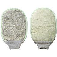 TITANIA Natural Body Care Kúpeľová a masážna rukavica - Masážna rukavica