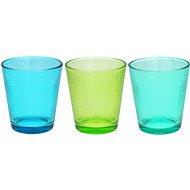 Tognana Sada pohárov 3 ks 340 ml GOLF SUMMER B-A-V - Poháre