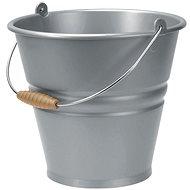Tontarelli Bucket Nostalgia 7L, Silver - Bucket