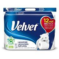 VELVET Delicately White (12 ks) - Toaletný papier