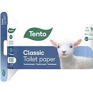 TENTO Pearl White (16 ks) - Toaletný papier