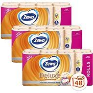 ZEWA Deluxe Cashmere Peach (3× 16 ks)