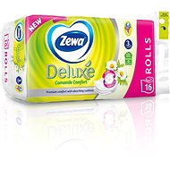 ZEWA Deluxe Camomile Comfort (16 ks) - Toaletný papier