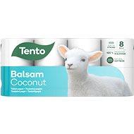 TENTO Sensitive Coconut Milk - Toaletný papier