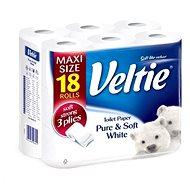 VELTIE delicately White (18 ks) - Toaletný papier