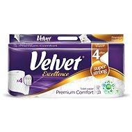 VELTIE White Excellence Premium Komfort (8 ks) 4vrstvý - Toaletný papier