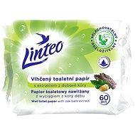 LINTEO Vlhčený toaletní papier s dubovou kôrou (60 ks) - Toaletný papier