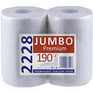 LINTEO JUMBO Premium 190 6 ks - Toaletný papier