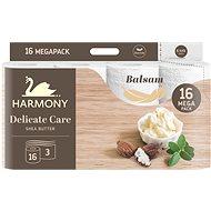 HARMONY Delicate Care Shea Butter (16 ks) - Toaletný papier