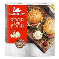 HARMONY Good For Food (2 pcs), Three-layer - Dish Cloth