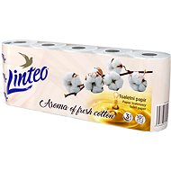 LINTEO Toilet paper with fresh cotton scent 10 rolls