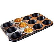 TORO Forma na muffiny, 12 ks, 35 × 26,5 × 3 cm, 0,4 mm - Forma na pečenie