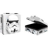 Toro Desiatový box plastový 3D Star Wars, 600 ml - Desiatový box