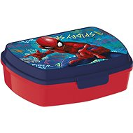 "Toro Desiatový box ""Spiderman"", 17,5/14,5/6,5 cm, plast - Desiatový box"