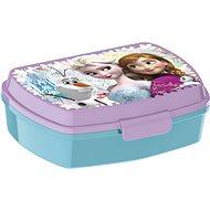 """Toro Desiatový box """"Ľadové kráľovstvo"""", 17.5/14.5/6.5cm, plast - Desiatový box"""