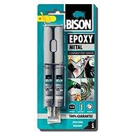 BISON EPOXY METAL 24 ml - Lepidlo