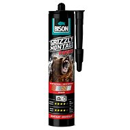BISON GRIZZLY MONTAGE POWER WHITE 370 g - Lepidlo