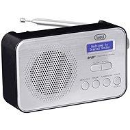 Trevi DAB 7F92 R BK - Rádio