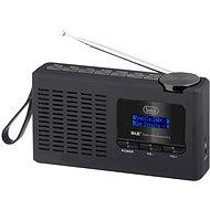 Trevi DAB 7F94 R BK - Rádio