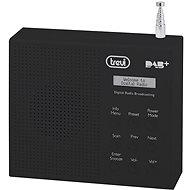Trevi RA DAB 791 R čierne - Rádio