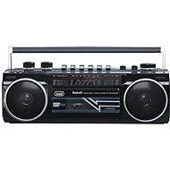 Trevi RR 501 BK BK - Rádiomagnetofón