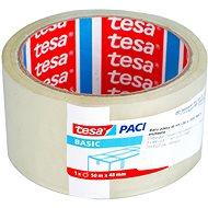 TESA transparentná 48 mm × 50 m - Lepiaca páska