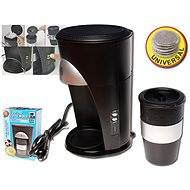 ALLRIDE One-Cup Coffee Maker - Travel Coffee Maker