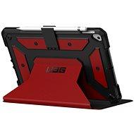 "UAG Metropolis Red iPad 10,2"" 2019 - Puzdro na tablet"