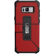 UAG Metropolis Magma Red Samsung Galaxy S8+ - Ochranný kryt