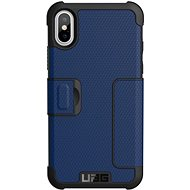 UAG Metropolis Case Cobalt Blue iPhone X/XS - Kryt na mobil