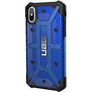 UAG Plasma Case Cobalt Blue iPhone X - Ochranný kryt