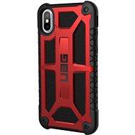 UAG Monarch Case Crimson iPhone X - Kryt na mobil