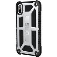 UAG Monarch Case Platinum iPhone X - Kryt na mobil