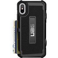 UAG Trooper Case Black iPhone X - Kryt na mobil