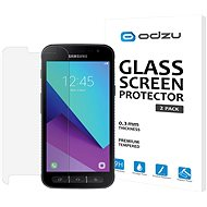 Odzu Glass Screen Protector 2pcs Samsung Galaxy Xcover 4