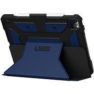 "UAG Metropolis Blue iPad Pro 12,9"" 2020 - Puzdro na tablet"
