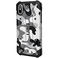 UAG Pathfinder SE Case White Camo iPhone X - Kryt na mobil