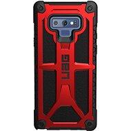 UAG Monarch Case Crimson Red Samsung Galaxy Note 9 - Kryt na mobil
