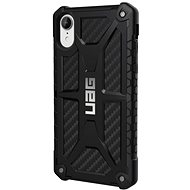 UAG Monarch Case Black Carbon iPhone XR - Kryt na mobil