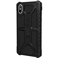 UAG Monarch Case Black Matte iPhone XS Max - Kryt na mobil