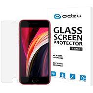 Odzu Glass Screen Protector 2pcs iPhone SE 2020 - Ochranné sklo