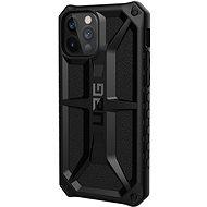 UAG Monarch Black iPhone 12/iPhone 12 Pro - Kryt na mobil